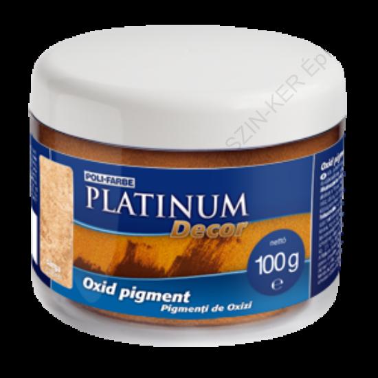 Platinum Decor effekt pigment csillám