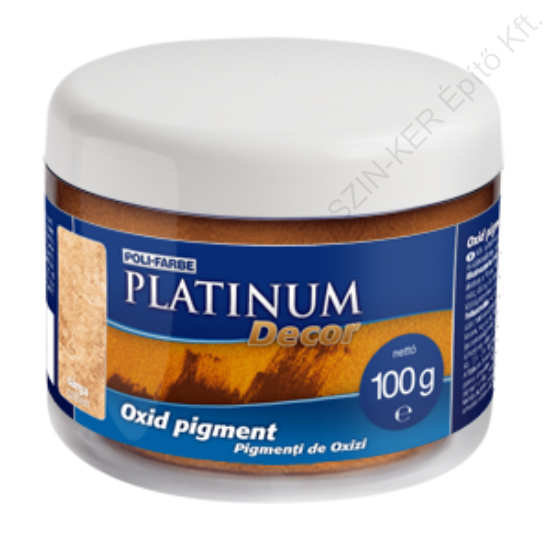 Platinum Decor effekt pigment gyöngy