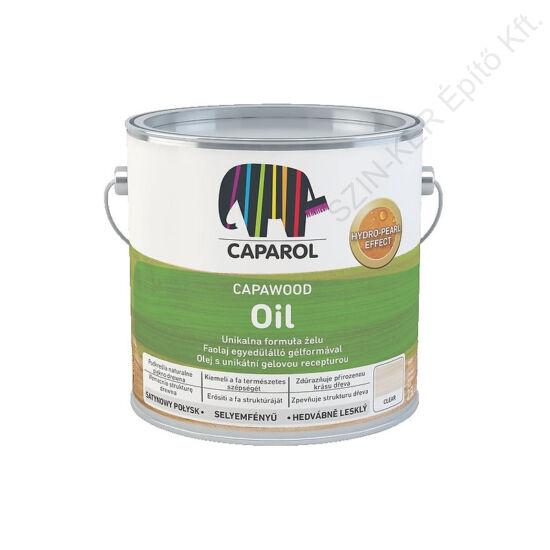 Capawood Oil kertibútor olaj