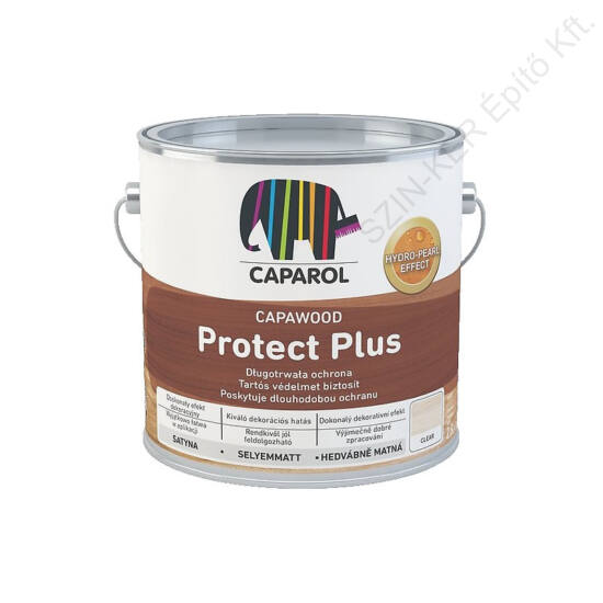 Capawood Protect Plus vastaglazúr