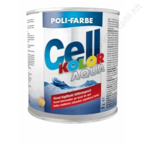 Cellkolor Aqua Vízbázisú Töltőalapozó