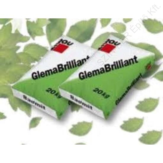 Baumit GlemaBrilliant légátersztő glettanyag
