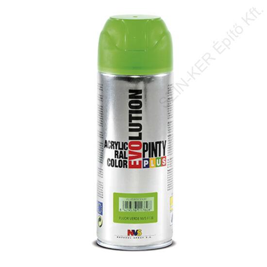 Pinty Plus Evolution - Fluoreszkáló akril matt festék spray