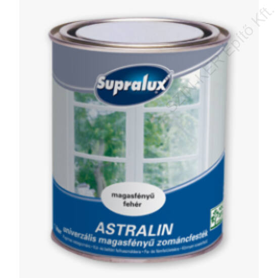 Supralux Astralin univerzális magasfényű zománcfesték