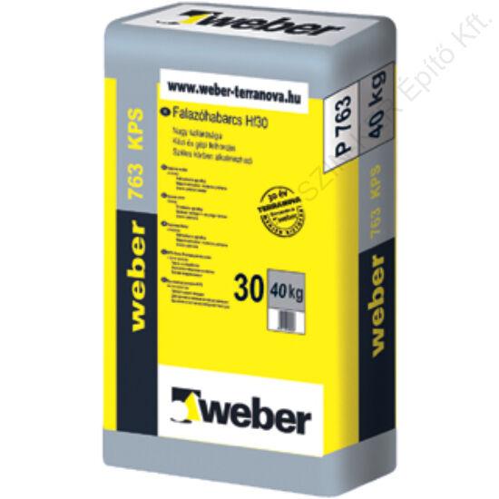 WEBER 763 KPS HF30 Falazóhabarcs
