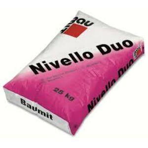 Baumit Nivello Duo önterülő aljzatkiegyenlítő