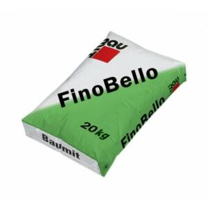 Baumit FinoBello 0-10mm gipszes glettanyag