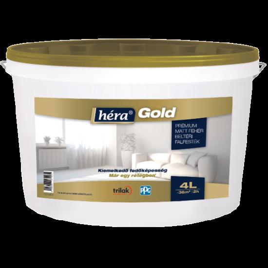 HÉRA Gold beltéri falfesték
