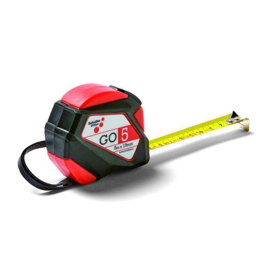 Mérőszalag AUTO-LOCK PRO 5 m x 19 mm, automata stop