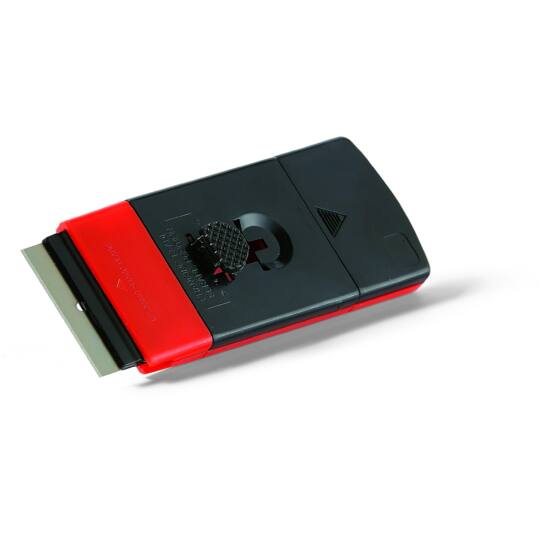 TOCO üvegkaparó 1 db pótpengével, felakasztható kártyán