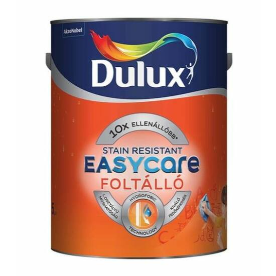 Dulux EasyCare Mosás dörzsálló falfesték Érintetlen tengerszem