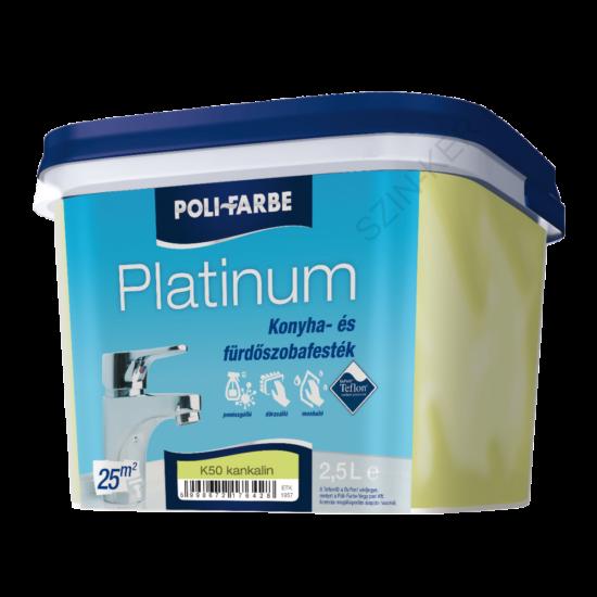 Platinum 4in1 Matt Latexfesték (Konyha- és fürdőszobafesték)