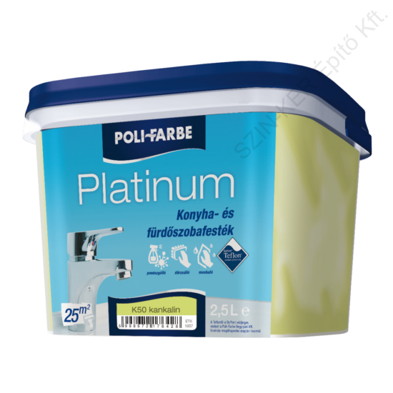 Platinum 4in1 Matt Latexfesték