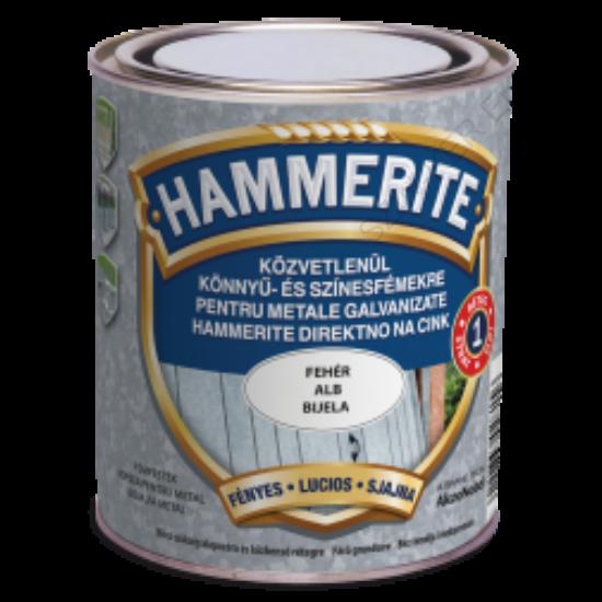 Hammerite Közvetlenül könnyű- és színesfémre fekete