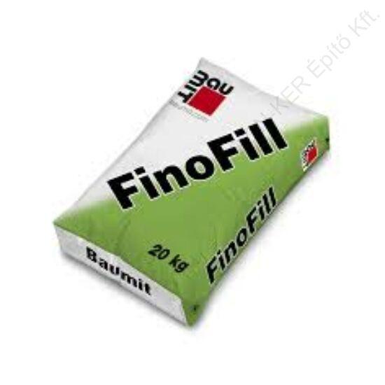 Baumit FinoFill beltéri gipszes vakolat