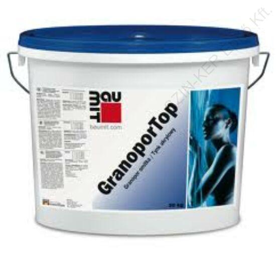 GranoporTop vékonyvakolat (I. színcsoport 9,8,7,6)
