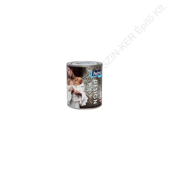 Héra Kolor Design Metálhatású Belső Falfesték Ezüst 0,5 L