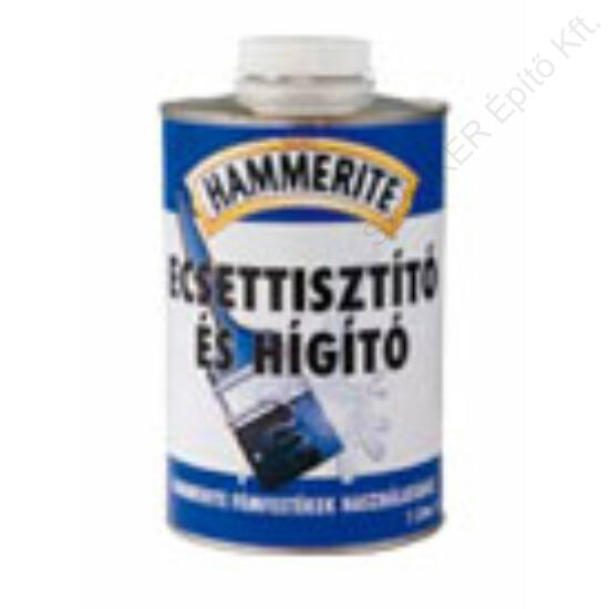 Hammerite Ecsettisztító