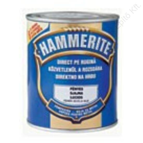 Hammerite Fényes Grafitszürke
