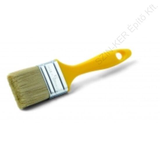 Laposecset sárga, műanyag nyéllel