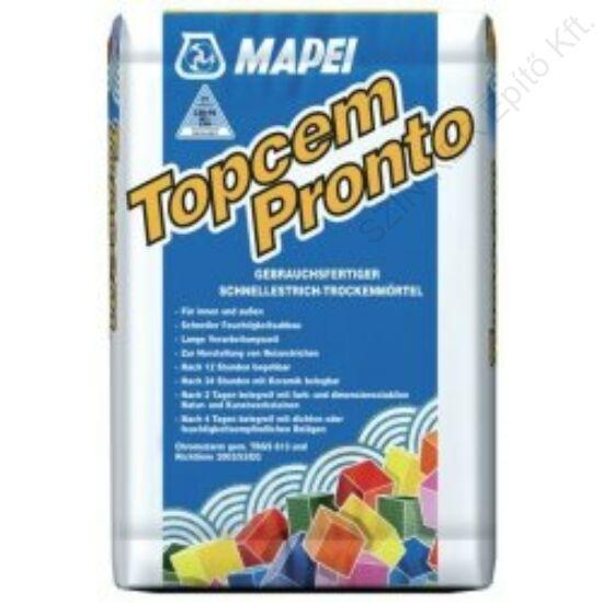 Mapei Topcem Pronto Esztrichbeton (Gyorskötésű)