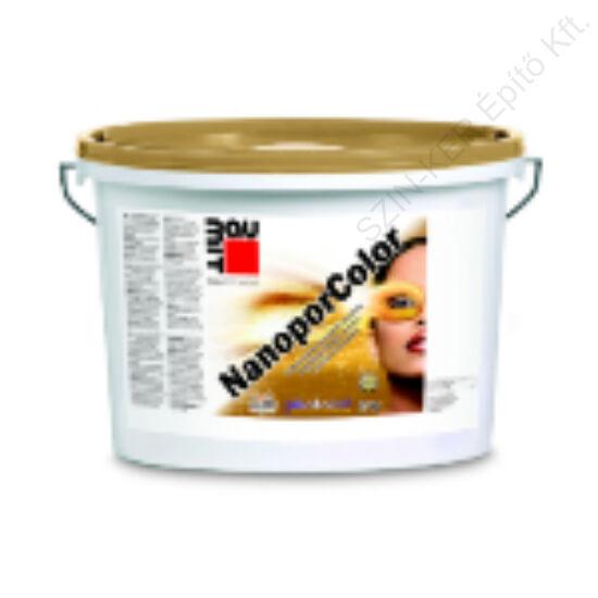 Baumit NanoporColor Homlokzatfesték (I. színcsoport 9,8,7,6) 5 Liter