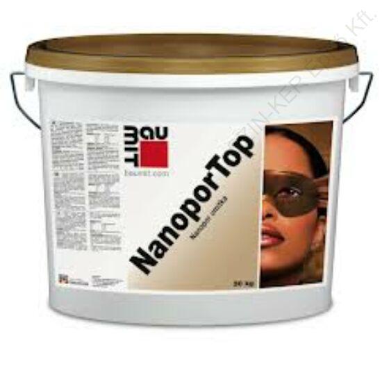 NanoporTop vékonyvakolat