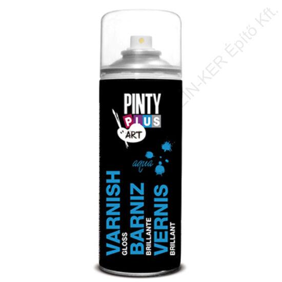 Pinty Plus - Speciális vízbázisú kézműves lakk spray (Selyemfényű)