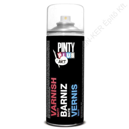 Pinty Plus - Kézműves lakk spray (Selyemfényű)