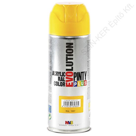 Pinty Plus Evolution - Akril festék spray (Selyemfényű)