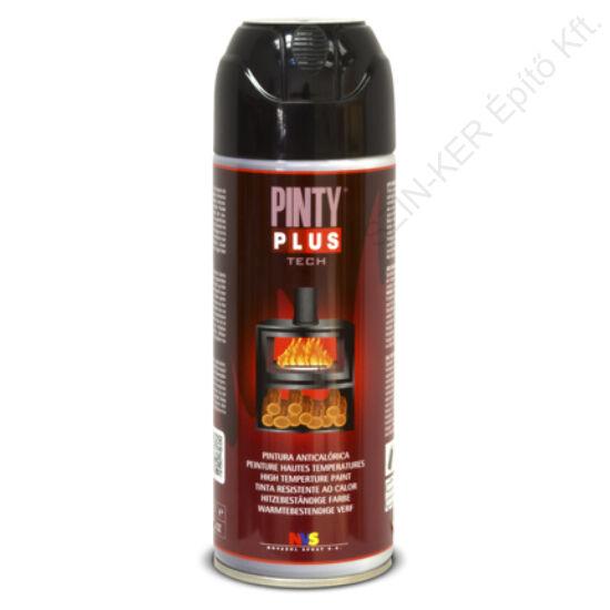 Pinty Plus - Hőálló festék spray (600°C-ig)