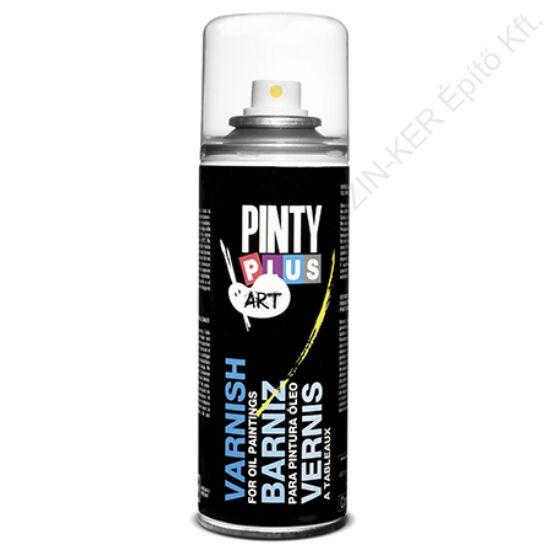 Pinty Plus - Olajfestmény lakk spray