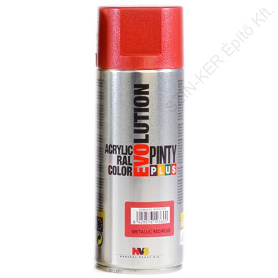 Pinty Plus Evolution - Metál akril fényes festék spray