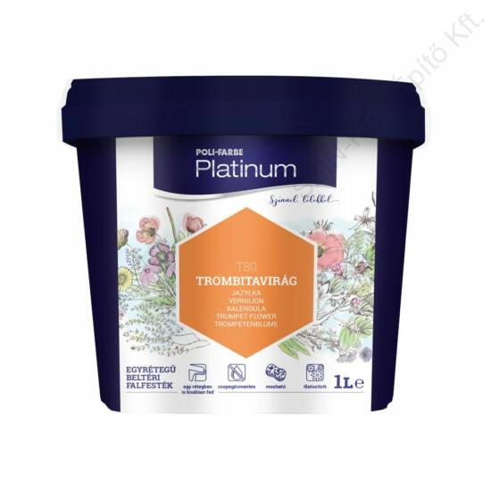 Platinum Színes Falfesték
