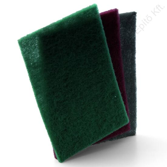 Polírpárna EASYCUT 230x150mm 280-as, zöld
