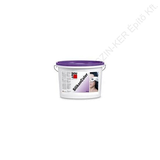 Baumit SilikonColor Homlokzatfesték (II. színcsoport 5,4,3) 5 Liter