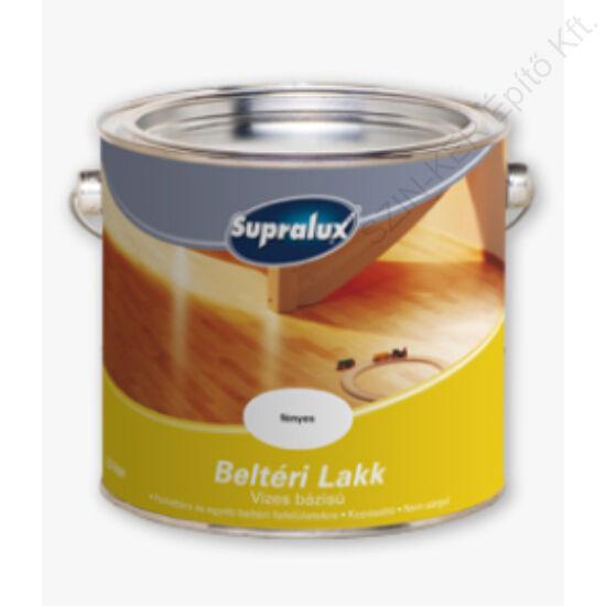Supralux Beltéri Lakk  - Selyemfényű