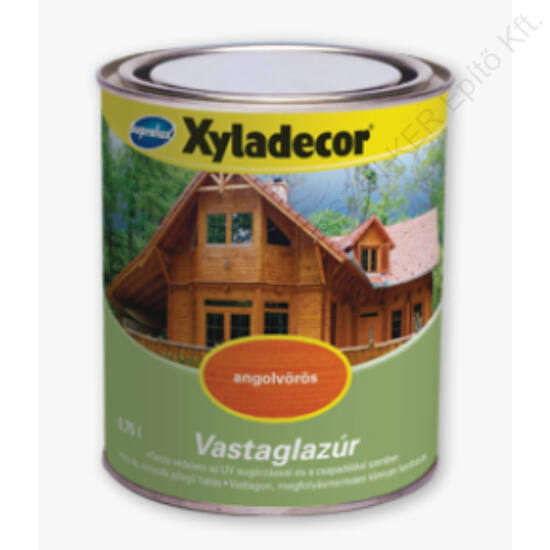 Supralux Xyladecor Vastaglazúr Középtölgy