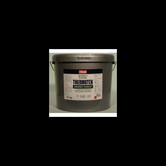 Thermotek Kolor Szilikát Vékonyvakolat Kapart 1,5 Mm 25kg
