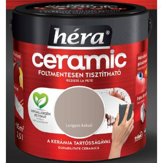 HÉRA CERAMIC MINIMÁL ZÖLD 2.5L