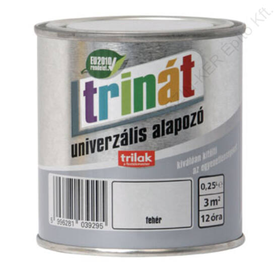 Trinát Univerzális Alapozó 601 Zöld 0,75 L