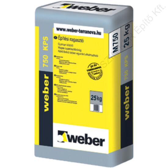 WEBER 750 KPS Építési ragasztó