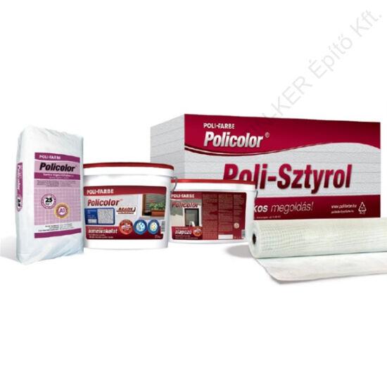 Polifarbe Ready hőszigetelő rendszer